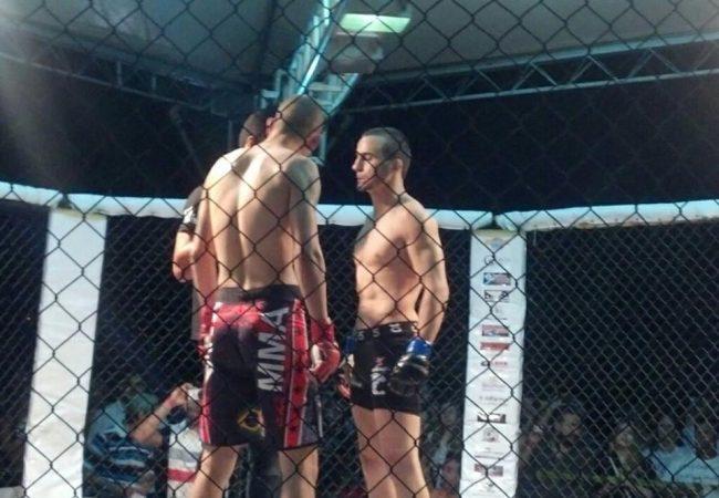 Promessa do Jiu-Jitsu do Corinthians estreia com finalização no MMA