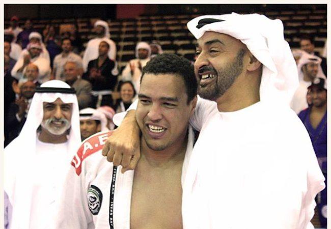 Faisal Al-Kitbe é convidado para ADCC 2015