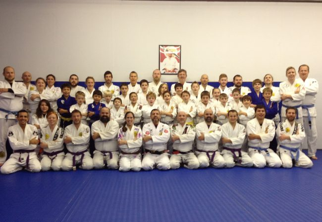 GMA Gracie Humaita North Carolina hosts in-house tournament for kids
