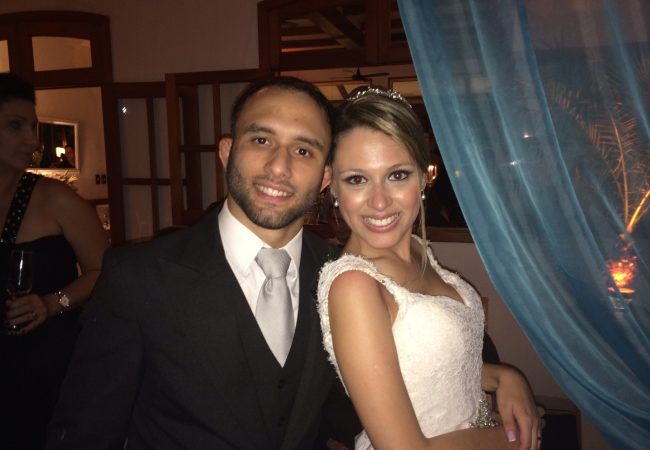 Samir Chantre of GMA Institute of Martial Arts ties the knot at wedding in Brazil
