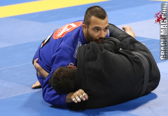 Long Beach Open: Andre Campos black belt open class champion, other results