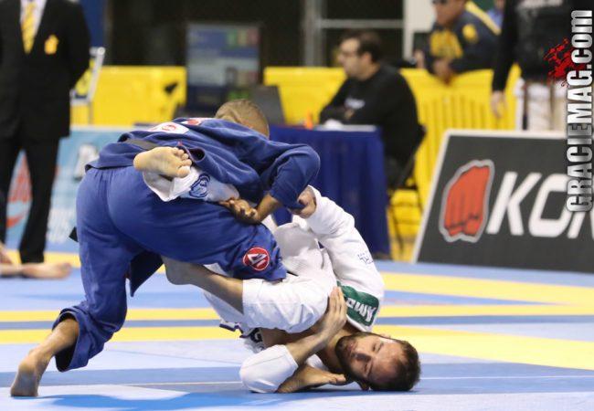 Samir Chantre vs. Rafael Freitas