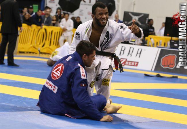 Jackson Sousa is the newest addition to the IBJJF Pro League at the World Jiu-Jitsu Expo