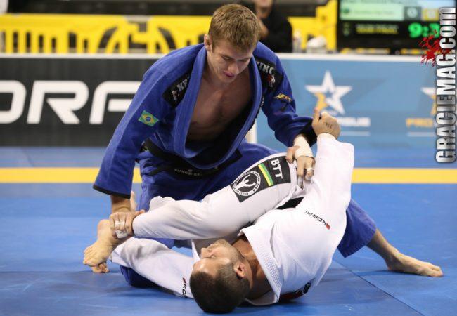 Keenan Cornelius added to the IBJJF Pro League at the World Jiu-Jitsu Expo