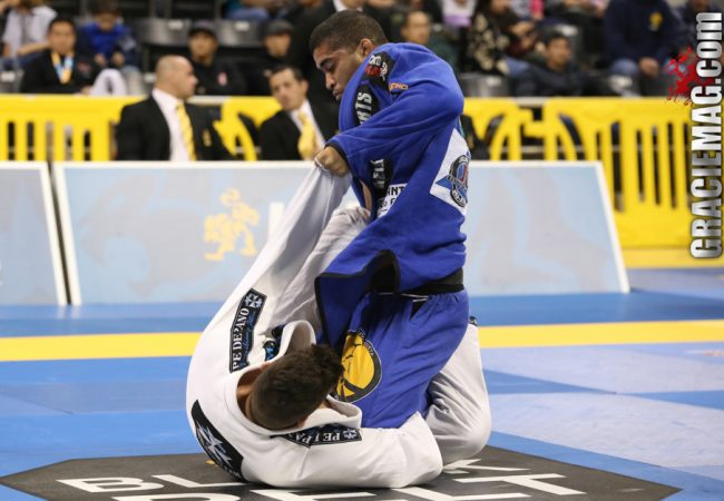 Evangelista is another name added to the IBJJF Pro League at the World Jiu-Jitsu Expo