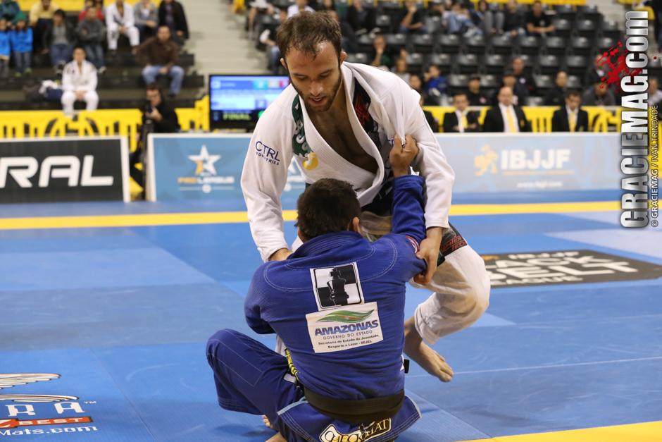 Samir Chantre vs. Gabriel Moraes