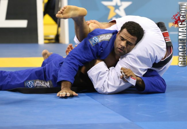 Victor Estima vs. Vitos Oliveira
