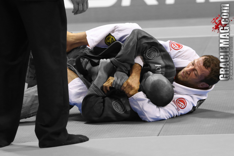 Eduardo Telles is one of the most inventive BJJ players of all