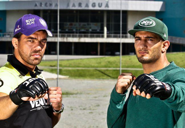 Assista a pesagem do UFC em Jaraguá do Sul
