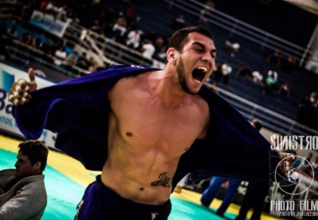 Sul-Americano de Jiu-Jitsu: o leglock agressivo de Renato Cardoso