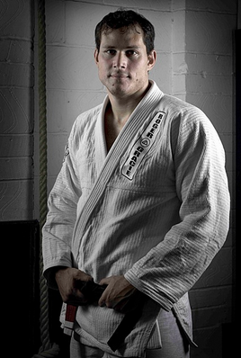3rd Degree Black Belt Roger Gracie