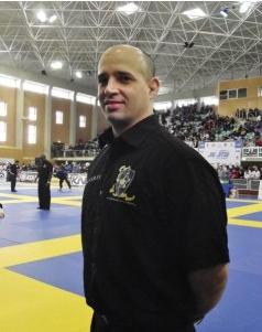 Black Belt second degree and Head Coach Eduardo Carriello