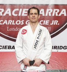 Black Belt Regis Da Silva