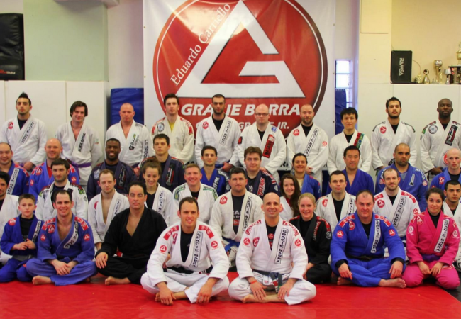 Gracie Barra London Bridge