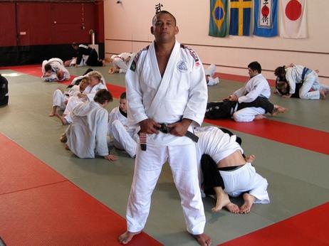 Black Belt Sergio Souza Bolao