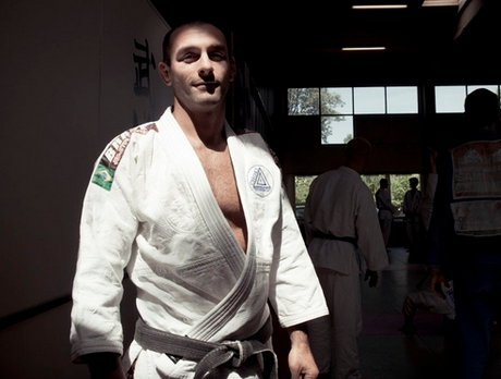 Black Belt Joao Pedro Santos