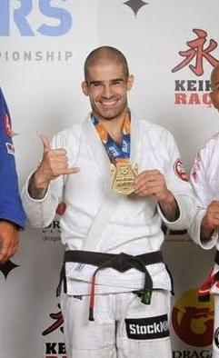 Black Belt Ezekiel Zayas