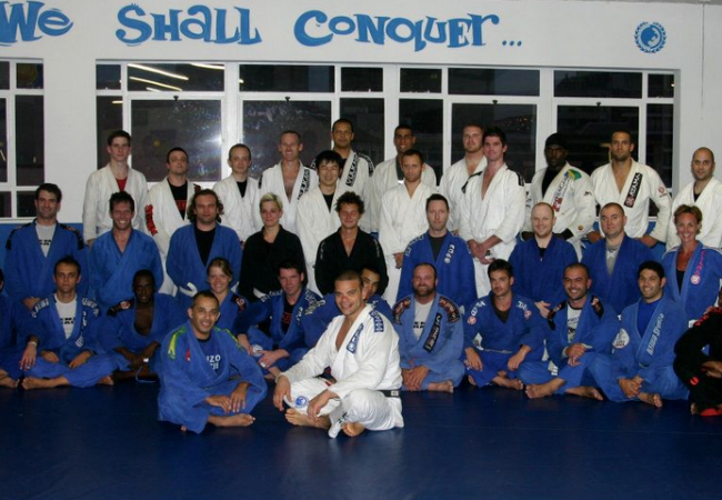 Renzo Gracie Cape Town