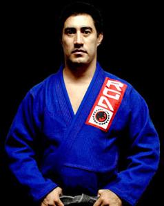 Black Belt Mario Delgado