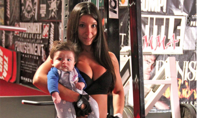 A Fit Mom's Diary: Mariana's Will Power to Win