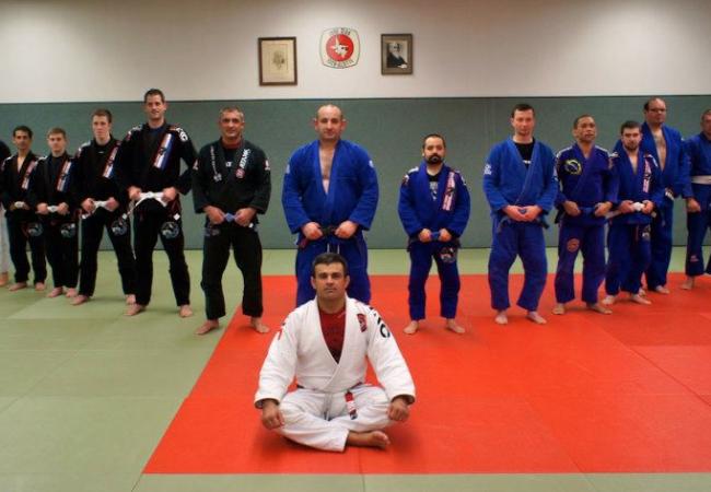 Cavalcanti Jiu Jitsu Luxembourg