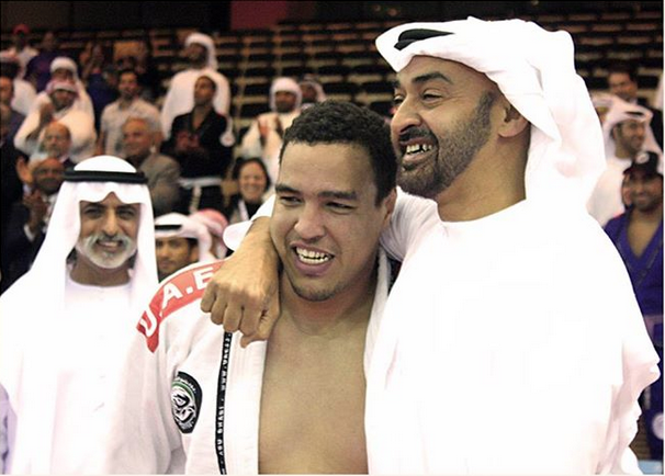 Jiu-Jitsu Podium Cup: Abu Dhabi Idol added to Heavyweight GP in February