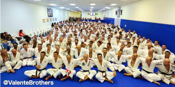 Valente brothers hold 2013 winter belt ceremony with 400 students