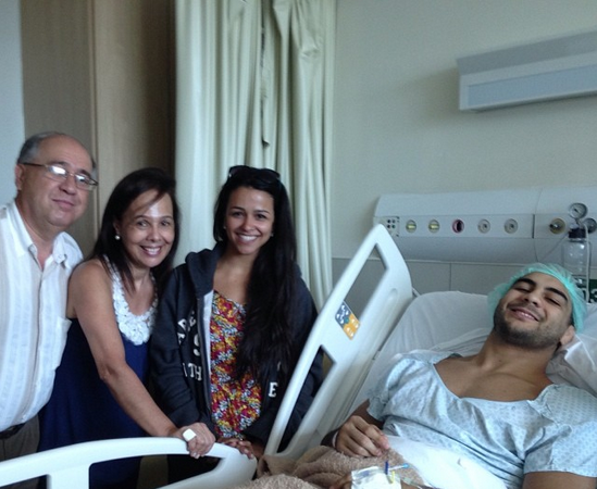 Bernardo Faria completes meniscus surgery and plans for return to NYC