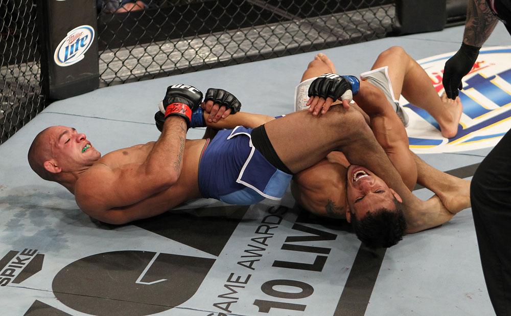 Diego vai em busca de redenção no UFC. Foto: UFC/Divulgação