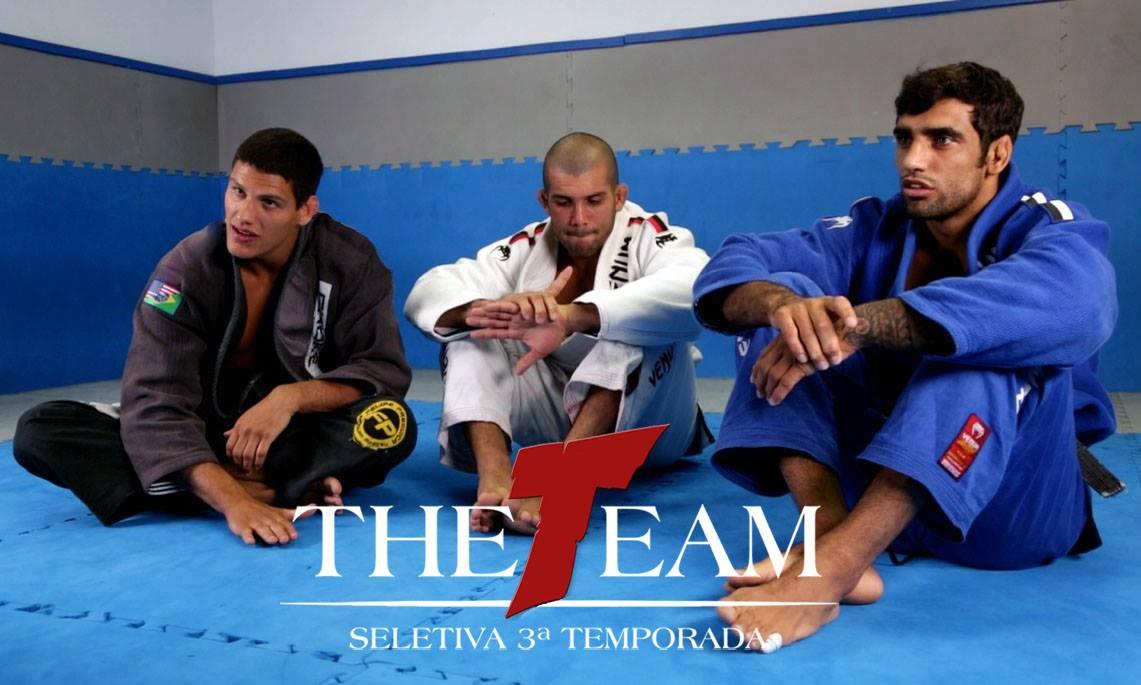 The Team seletiva da Copa Podio com Rodolfo Lo e Preguica