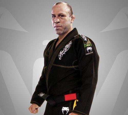 UFC: Wanderlei Silva afia finalizações no Jiu-Jitsu com Comprido