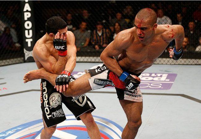 UFC: reveja a vitória de Edson Barboza e o nocaute de Johnson em câmera lenta