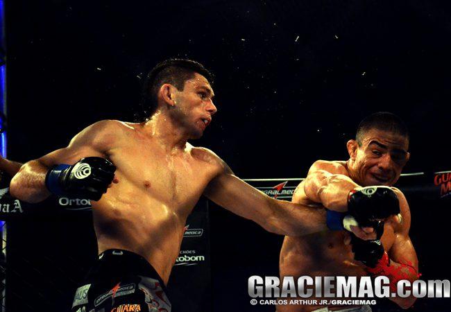 Alexandre Capitão fatura título do Jungle 62 e pede vaga no UFC