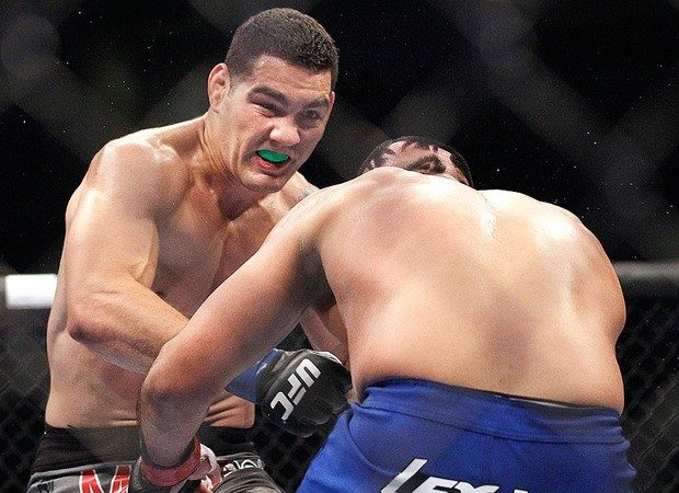 Throwback Thursday: Chris Weidman debuted in MMA 5 years ago today