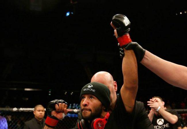 UFC 191: Demetrious Johnson vence e já acumula sete defesas de cinturão