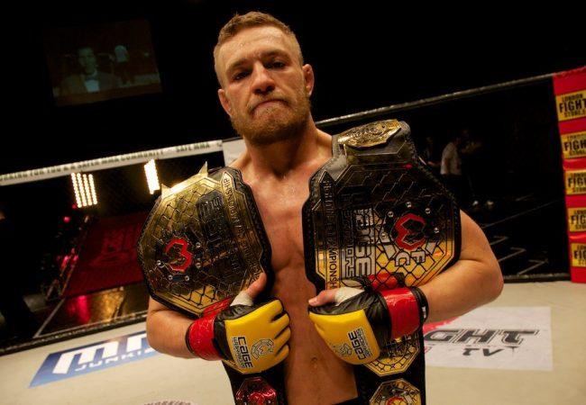 Vídeo: o estilo agressivo de Conor McGregor, atleta do UFC
