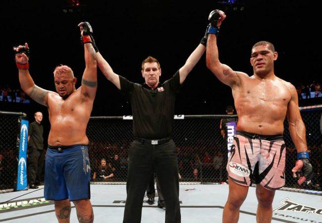 Suspenso no antidoping após UFC Austrália, Antonio Pezão se justifica