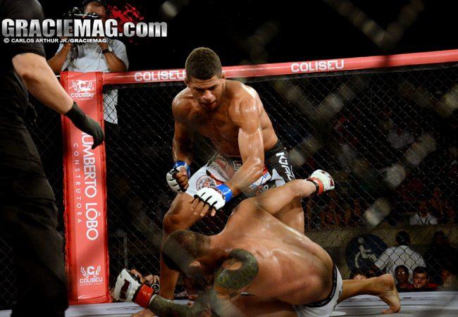 Campeão de Jiu-Jitsu, Gilbert Durinho tem nova luta marcada no MMA