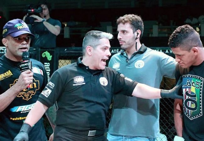 """Gilbert Durinho recebe aviso de Paulo Bananada: """"Vou te bater muito"""""""
