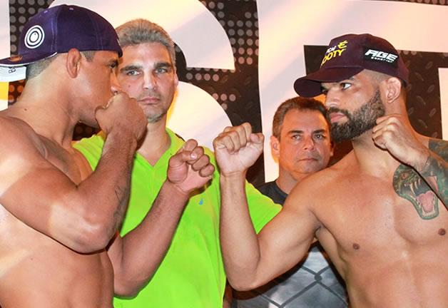 Vídeo: aqueça para o aguardado duelo entre Durinho e Bananada no Coliseu 8