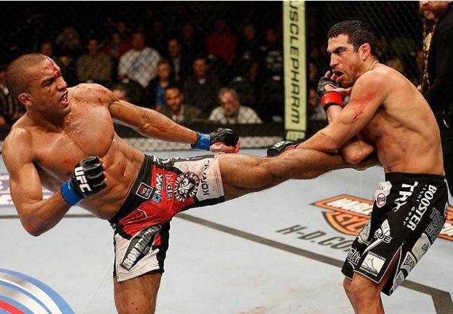 Edson Barboza encara Donald Cerrone no UFC de 19 de abril: quem vence?