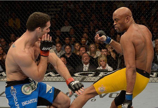 UFC 168: Reveja os principais momentos e o golpe que chocou o mundo