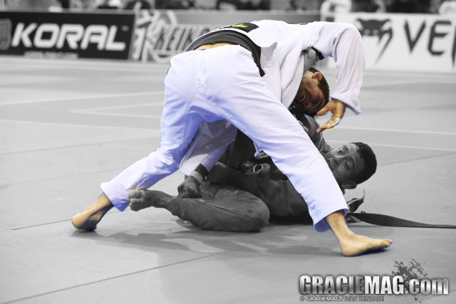 2013 BJJ Pro League Warriors: The engineering of Laercio Fernandes