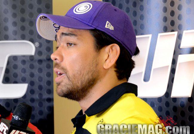 Lyoto Machida comenta treinos para derrubar Gegard Mousasi no UFC Jaraguá