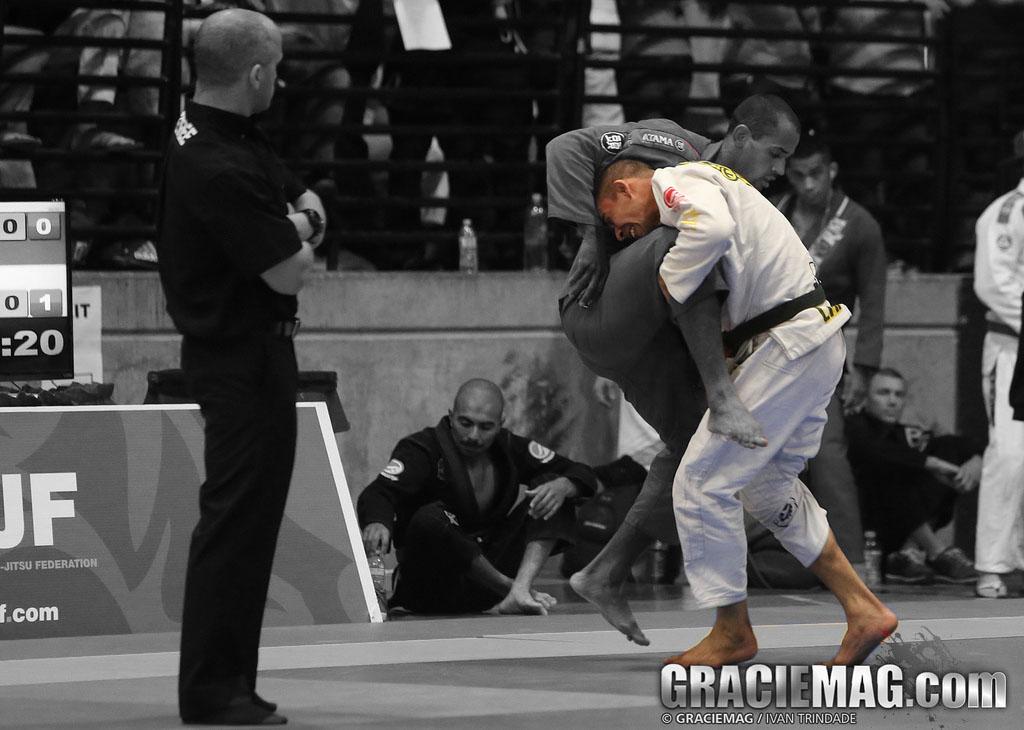 Marcelo Mafra at the 2013 Las Vegas Open. Photo: Ivan Trindade