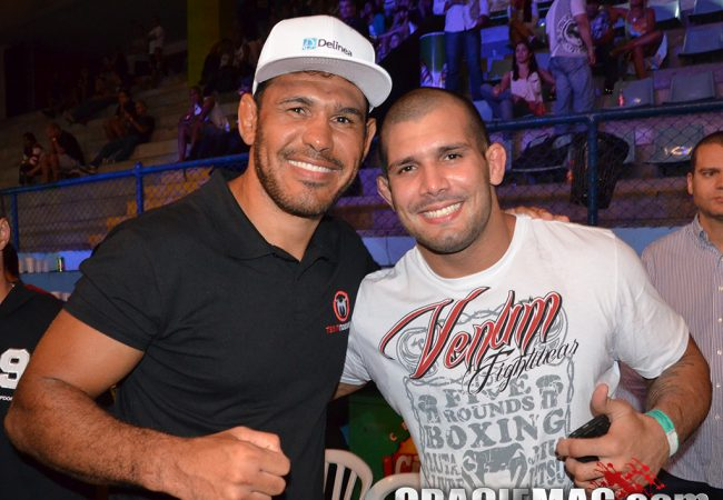 O dia em que o astro do Jiu-Jitsu Rodolfo Vieira flertou com o MMA de pertinho
