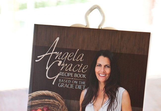 Gracie family member launches new book