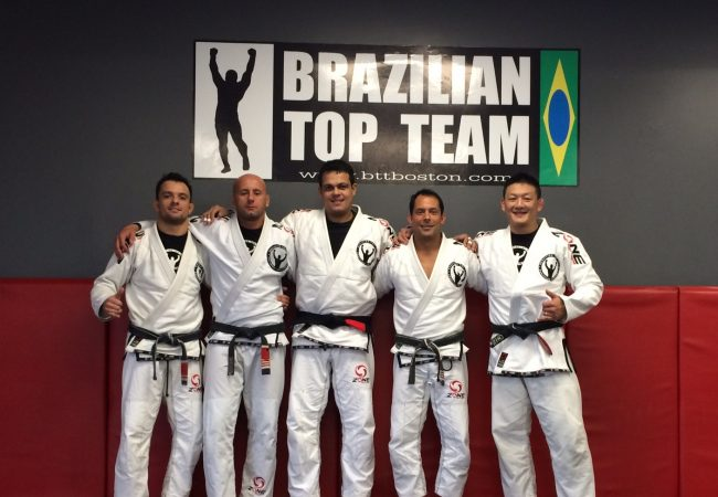 GMA BTT Boston promotes over fifty students and earns a new black belt