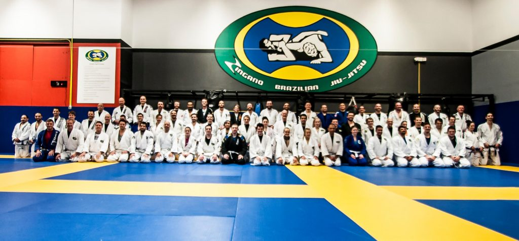 GMA Zingano BJJ promotion day on Dec. 7. Photo: Personal Archive