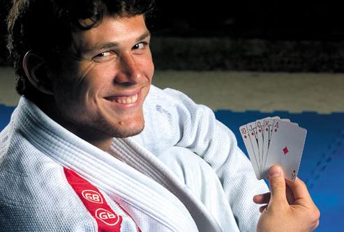 Roger Gracie, astro do Jiu-Jitsu. Foto: Gustavo Aragão
